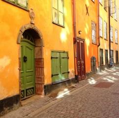 Sweden, Stockholm street