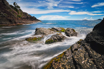 Indonesia, Pesisir Selatan, Cingkuak Island