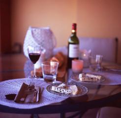 France, Eze, French Cuisine Dinner