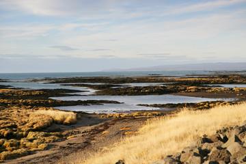 Iceland, Coastal landscape