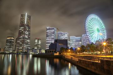 Shiroshi, Miyagi, Japan, Yokohama Minato Mirai