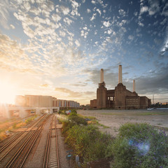 United Kingdom, London, Battersea Power Station