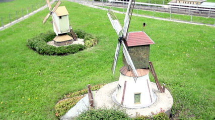 Post Mill from the Netherlands