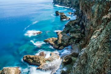 Japan, Okinawa, Zanpa Cliffs