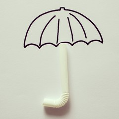 Conceptual umbrella