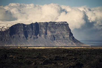 Iceland, Majestic cliffs