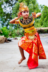 Balinesian Dancer
