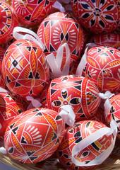 eggs, Easter market, Prague, Czech republic