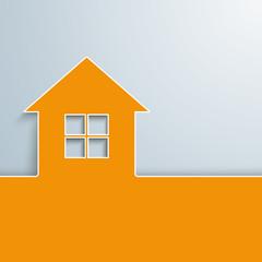 House Orange Cover