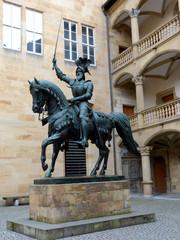 Bronze knight 1