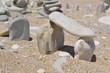 Architetrtura di sassi, Piccoli monoliti