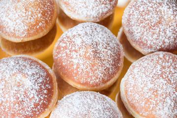 Homemade Carinthian Carnival Donuts