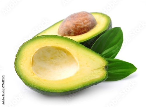 Fotobehang Keuken Avocado fruits