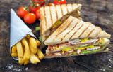 Classic Club Sandwich