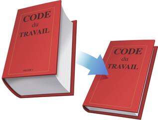 Simplification du code du travail