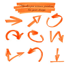 Arrows and pointers