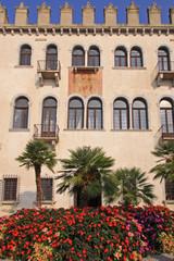 Palazzo dei Capitani, Torre d/B