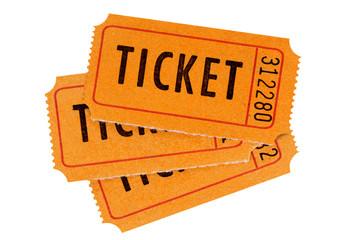 Orange tickets