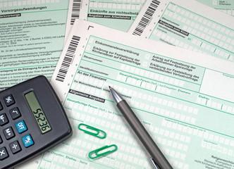 Steuerausgleich