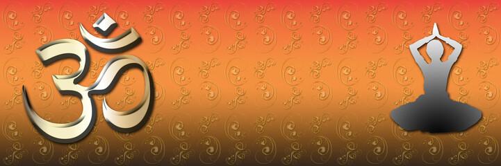 Hinduism symbol om