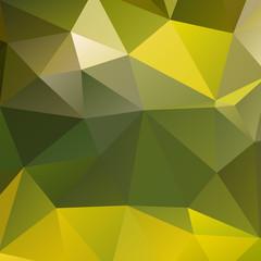 Green diamond geometric pattern