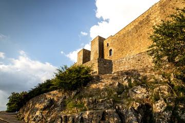 Lagopesole (Potenza) Castello di Federico II