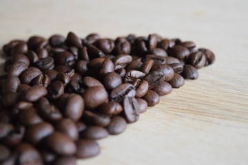Kaffee sortiert