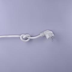 Stecker mit Knoten 1
