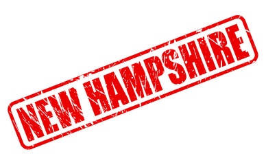 New hampshire red stamp
