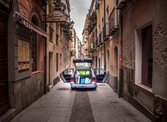 Cagliari quartiere Marina