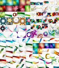 Mega collection of 100 business corporate backgrounds