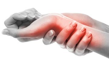 Pain in wrist
