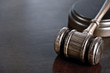 Wooden Gavel - 77470078