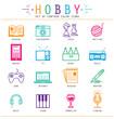 hobby elements - 77471084