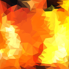abstract triangle polygonal geometric background