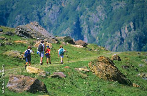 Randonnée en famille en Ariège - 77474676