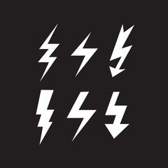 set of thunder bolts