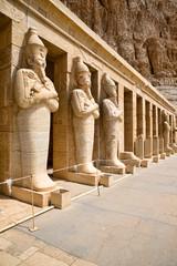 temple of Hatshepsut near Luxor in Egypt