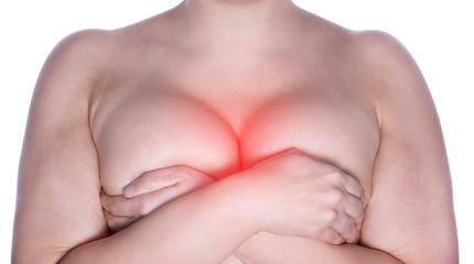 Brustschmerz