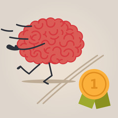 fitness brain: First place