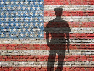 USA police officer