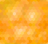 Fototapety vector seamless pattern with honeycombs
