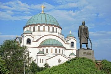 St. Sava Cathedral, Belgrade