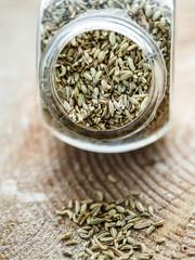 dry fennel