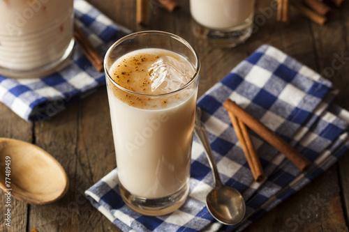 Homemade Horchata with Cinnamon - 77489459