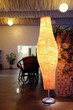 Floor lamp orange - 77491831