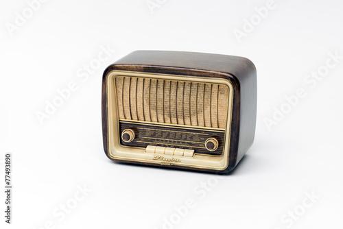 Retro Radio - 77493890