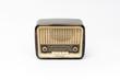Leinwanddruck Bild - Vintage Radio