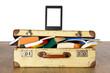 Reisegepäck - Bücher vs eBook Reader