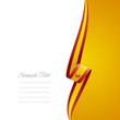 Obrazy na płótnie, fototapety, zdjęcia, fotoobrazy drukowane : Spain right side brochure vector
